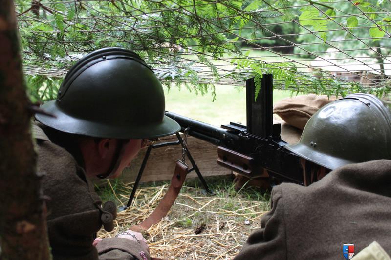 France 1940 - troupes en campagne. Img_6810