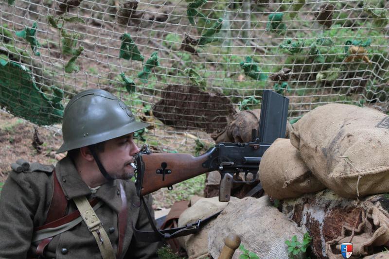 France 1940 - troupes en campagne. Img_6910