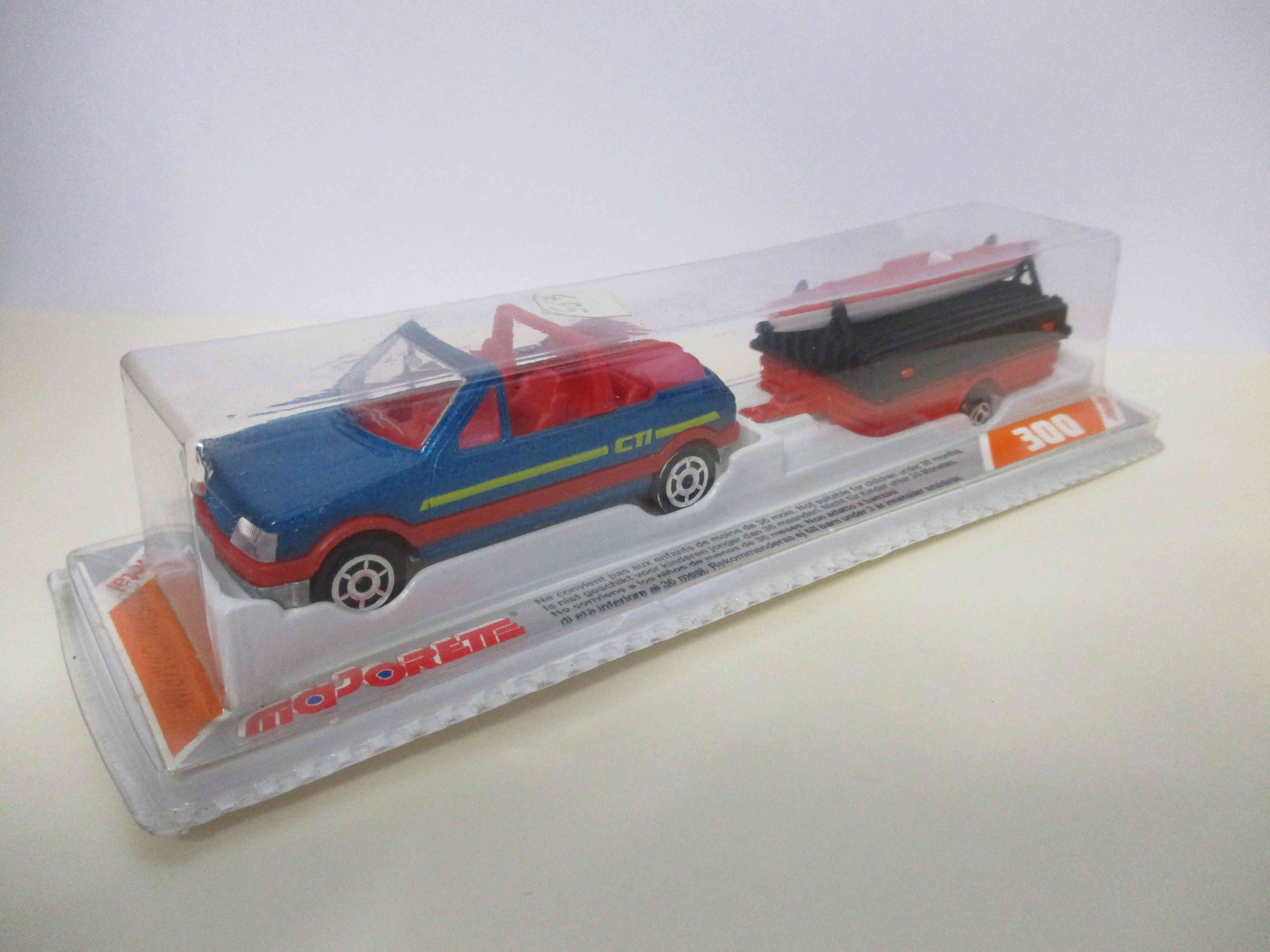 N°372 PEUGEOT 205 GTI CABRIOLET + REMORQUE CAMPING Img_4716