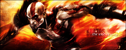Galerie de Joshua023 Kratos10