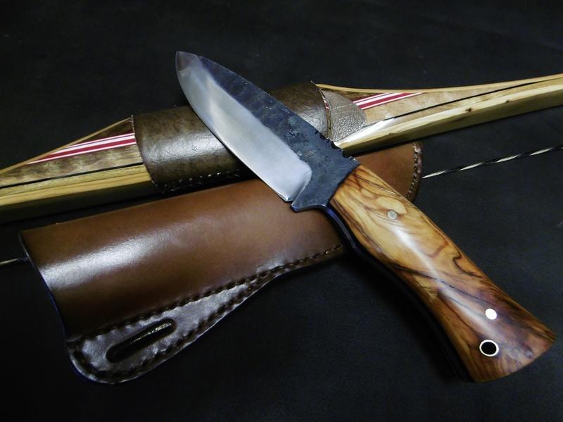 Le Taillefer®, un couteau d'archer. - Page 2 210
