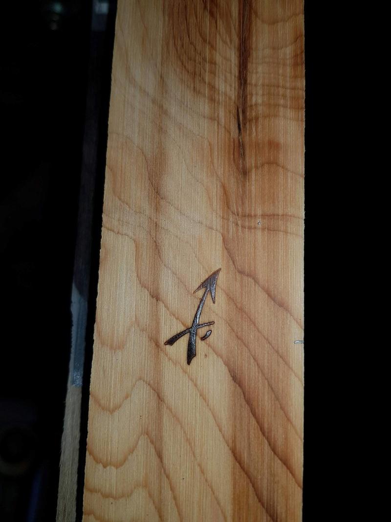 Le Taillefer®, un couteau d'archer. - Page 2 22197810