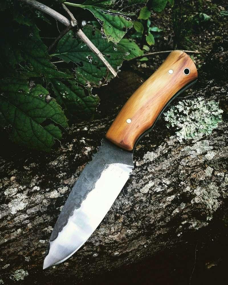 Le Taillefer®, un couteau d'archer. Alain_10