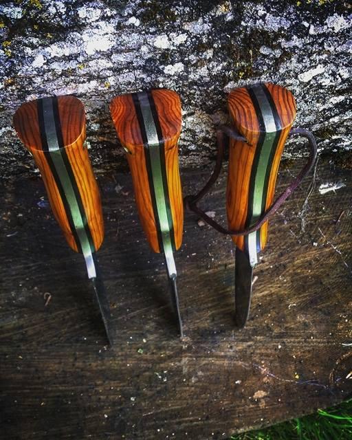 Le Taillefer®, un couteau d'archer. Mika_m10