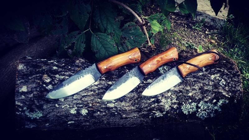 Le Taillefer®, un couteau d'archer. Mika_m11