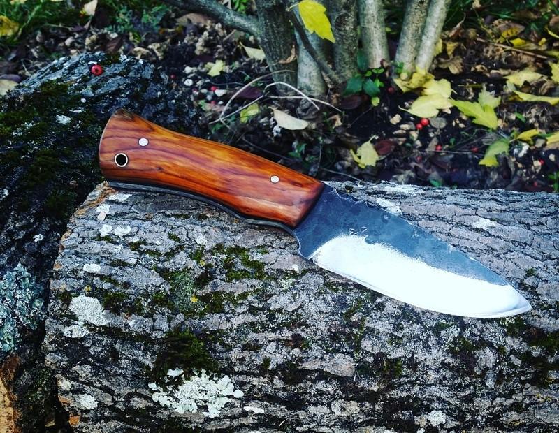 Le Taillefer®, un couteau d'archer. Philip10