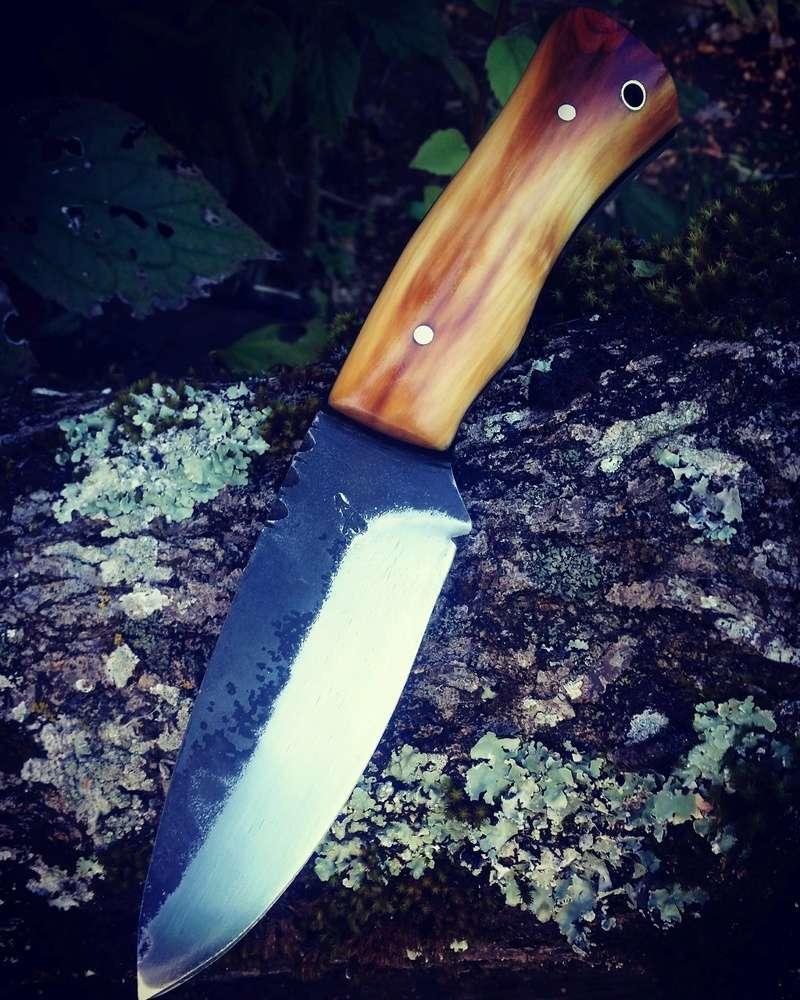 Le Taillefer®, un couteau d'archer. Sandra13