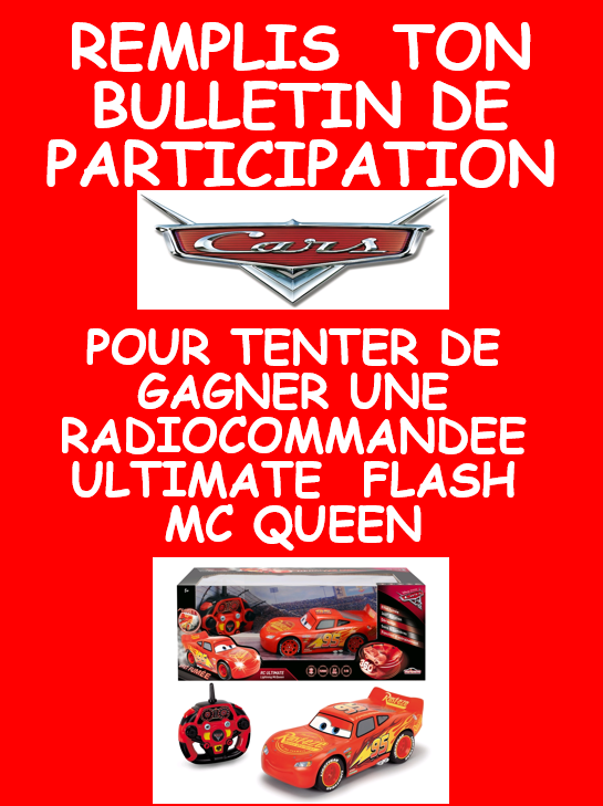 Exposition Cars Toys R Us Affich10
