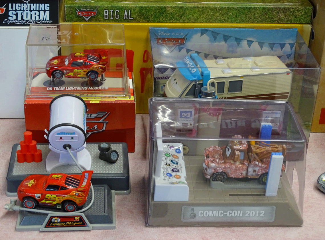 Exposition Cars Toys R Us Ph1710