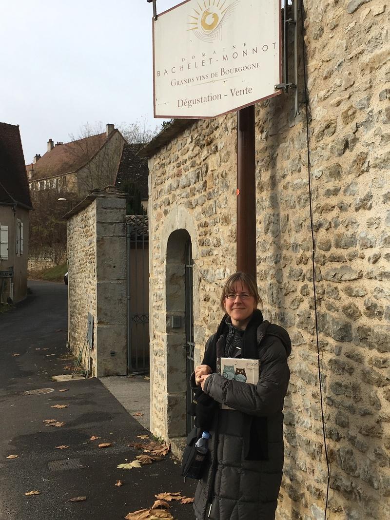Visite au Domaine Bachelet-Monnot Img_1318