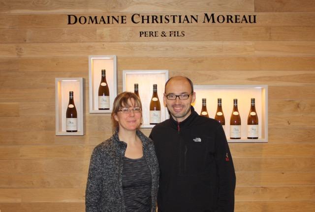 Visite au Domaine Christian Moreau Père & fils (20 juillet 2016) Img_1715