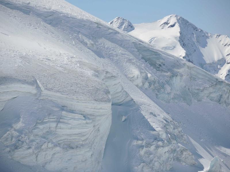 Raid en Ortlès J6 : Mont Cevedale 3769 m J6-1410