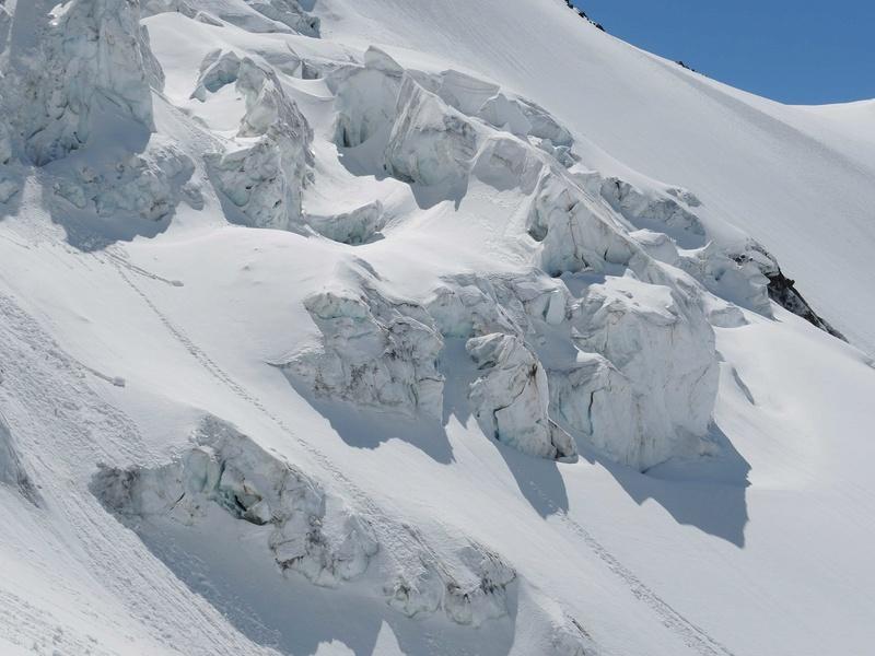 Raid en Ortlès J6 : Mont Cevedale 3769 m J6-1510