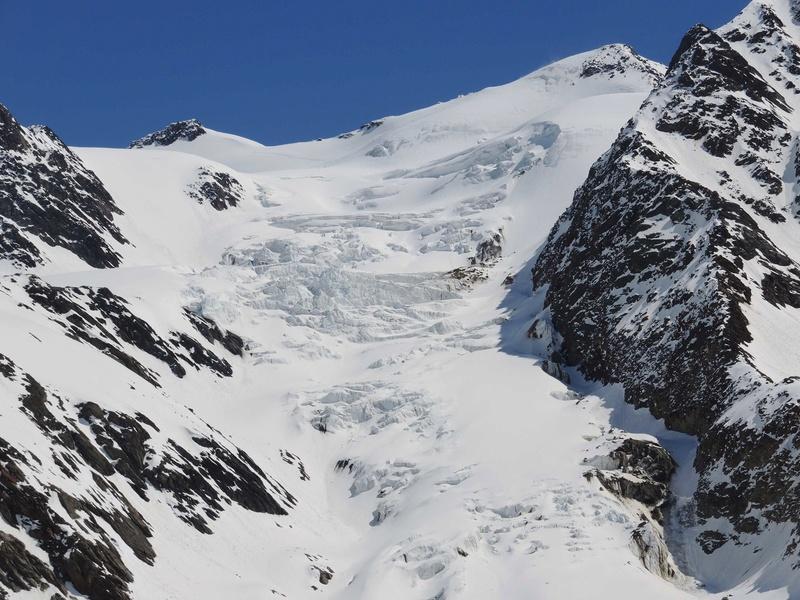 Raid en Ortlès J6 : Mont Cevedale 3769 m J6-1710