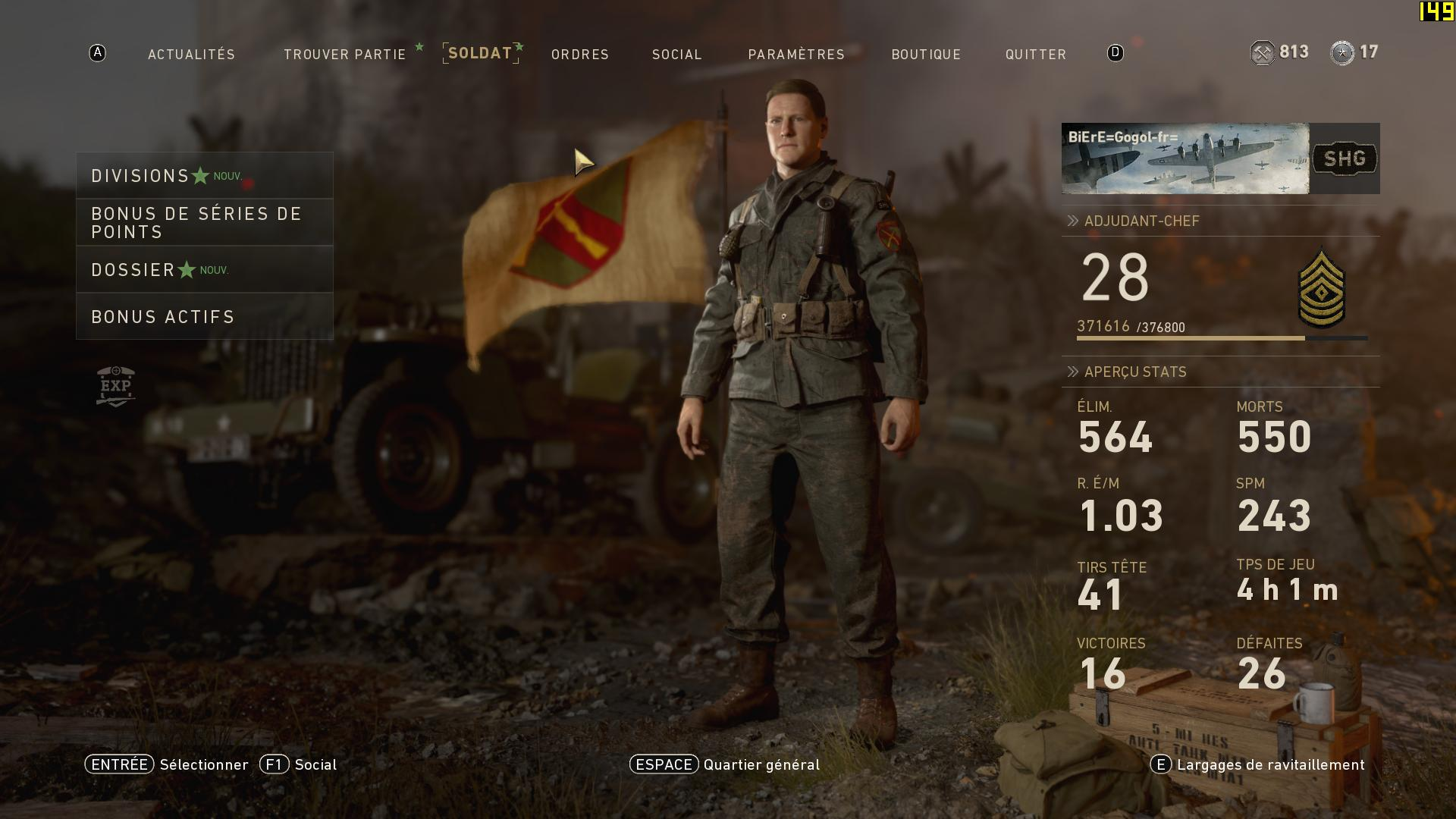 Call of Duty WWII S2_mp611
