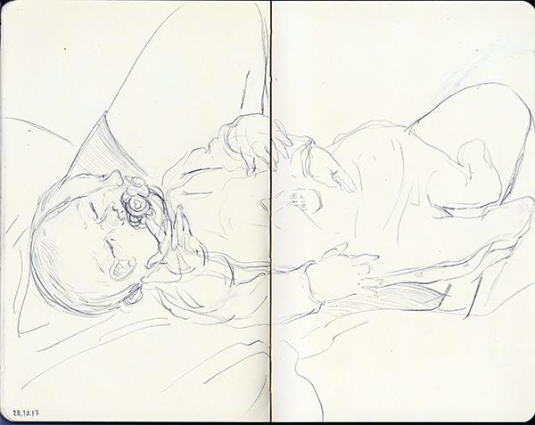 Carnet de croquis de Joulle Sketch10