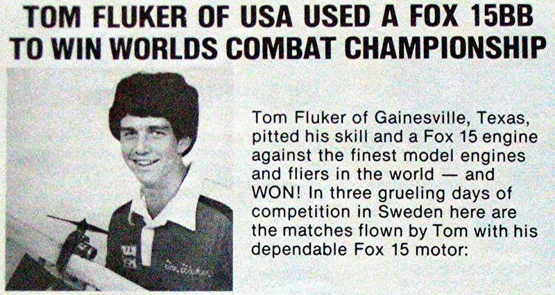 Parts you need Fluker10
