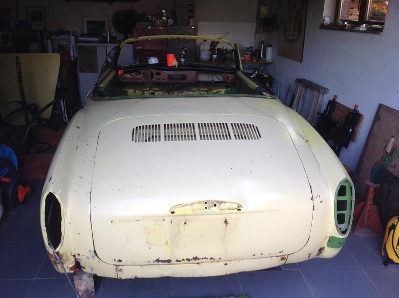 Une de plus à la maison cabriolet 71 Image11
