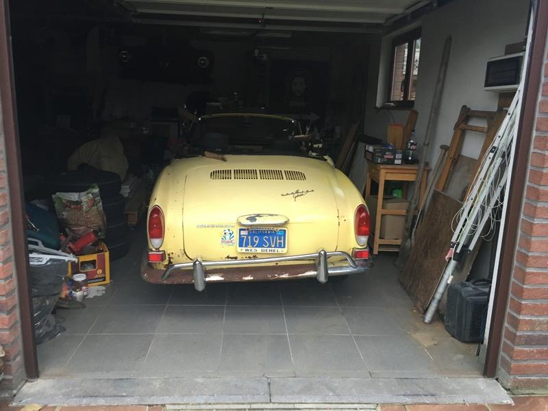 Présentation de mon kg cabrio 71  Image14