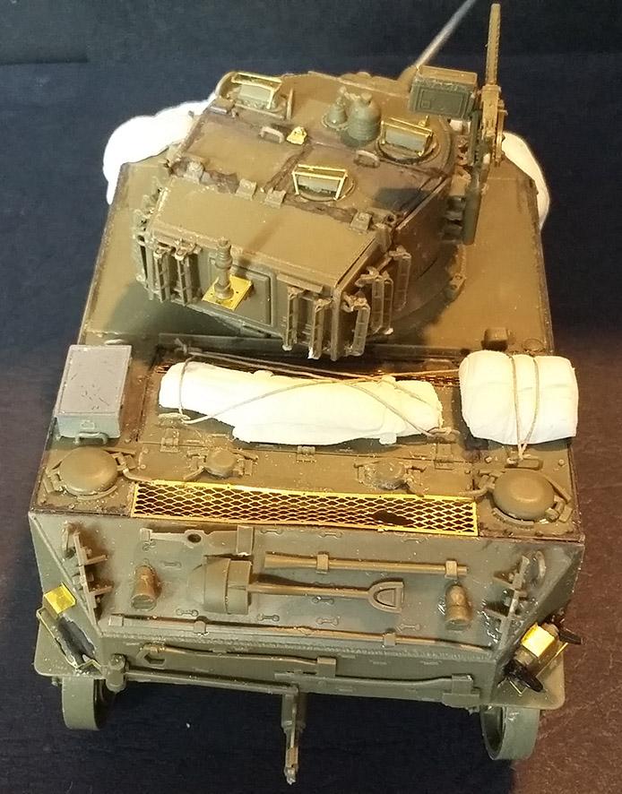 Stuart M5A1 - AFV CLUB - 1/35 17101017