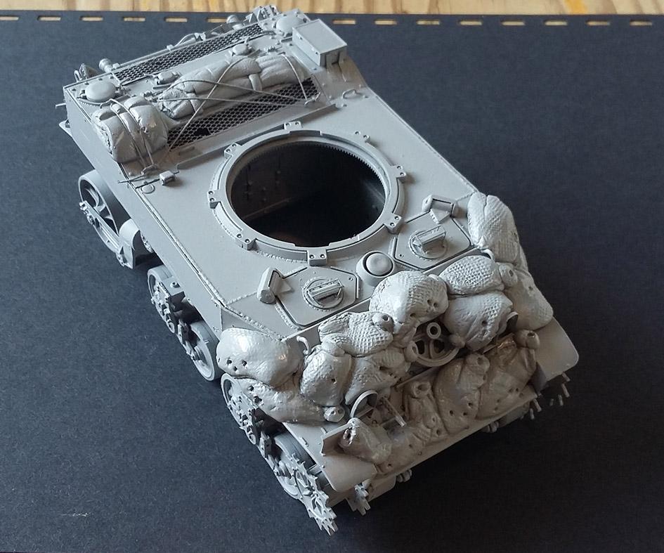 Stuart M5A1 - AFV CLUB - 1/35 17101018