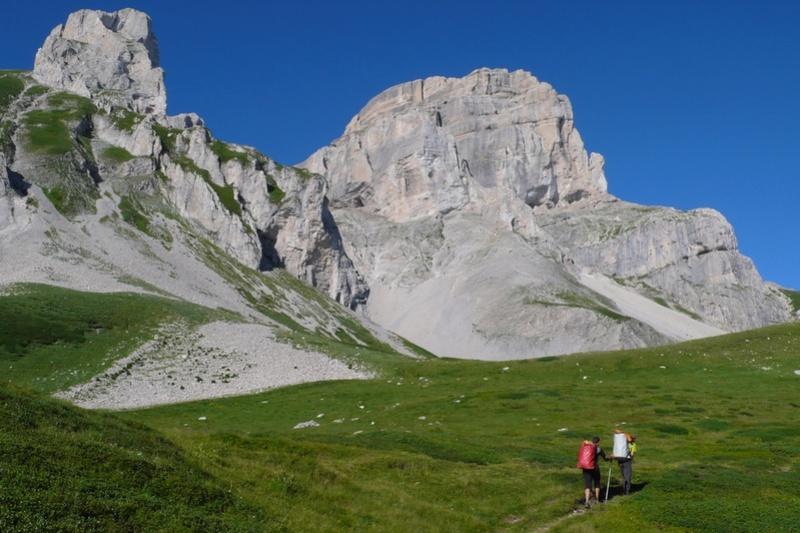 """21 et 22 juillet 2018 :  """"Mountain's quad'ron"""" au coeur du Dévoluy (05) Obiou-10"""