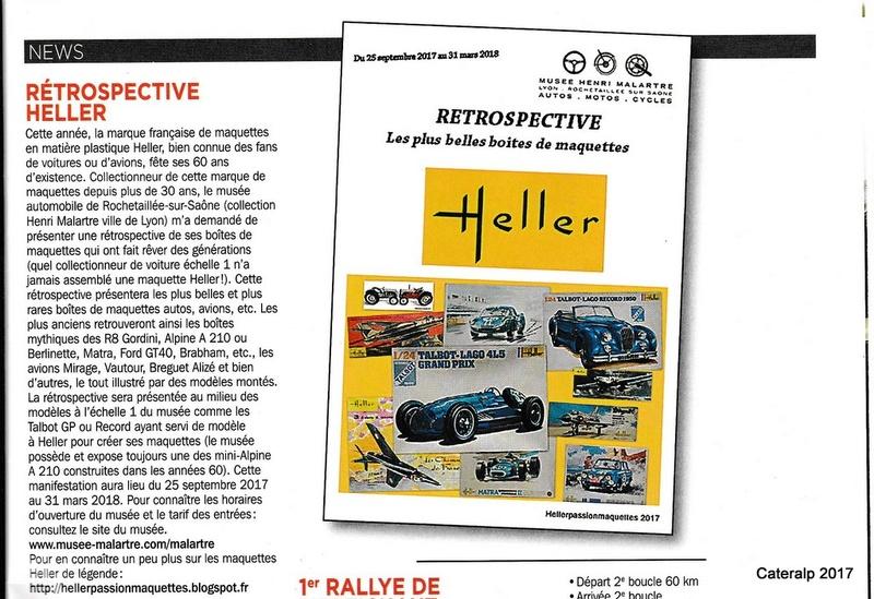 Rétrospective Heller au musée de l'automobile de Lyon Rochetaillée sur Saône - Page 2 Berlin10