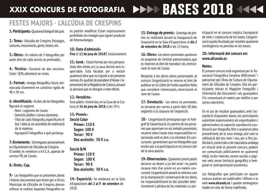 Concursos de Fotografía Junio 2018 - Página 3 Alcudi10