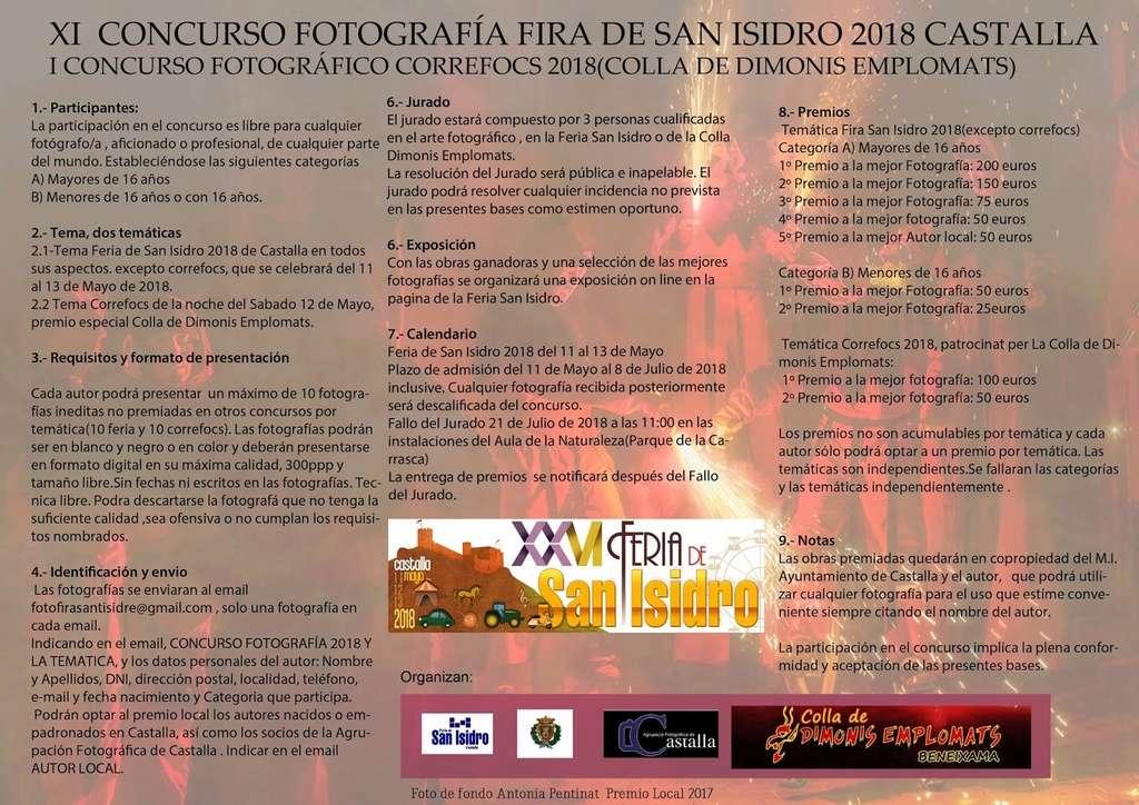 Concursos de Fotografía Julio 2018 Feria_10
