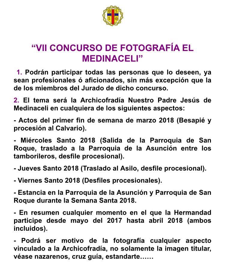 Concursos de Fotografía Mayo 2018 Medina11