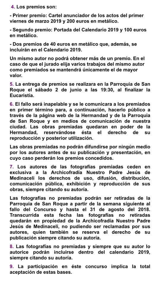 Concursos de Fotografía Mayo 2018 Medina12
