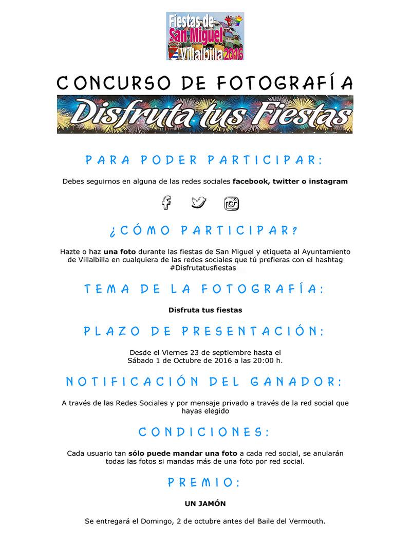Concursos de Fotografía Octubre 2018 Villal10