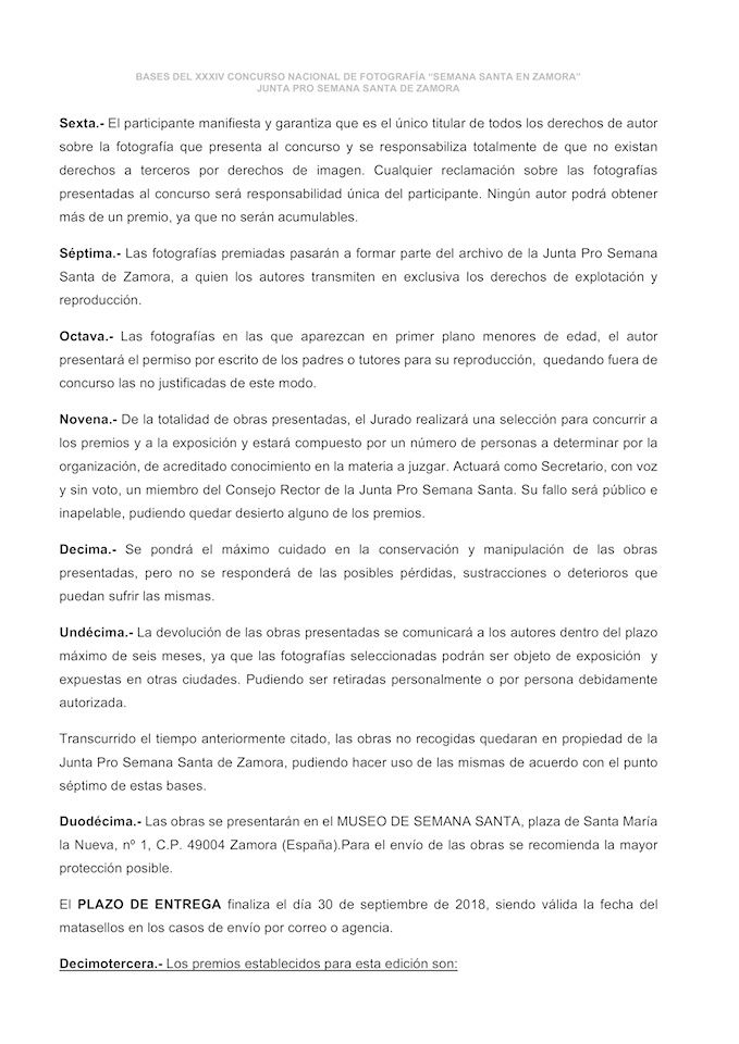 Concursos de Fotografía Septiembre 2018 - Página 2 Zamora10