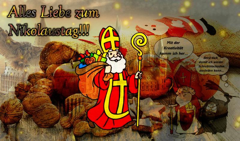 Alles Liebe zum Nikolaustag Nikola10