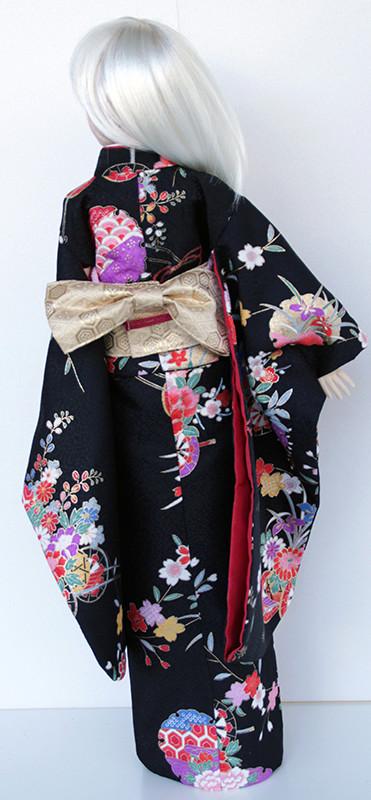 [Vendue] Tête Parabox Gretel peinte à la main + Offre kimono Wa-km613