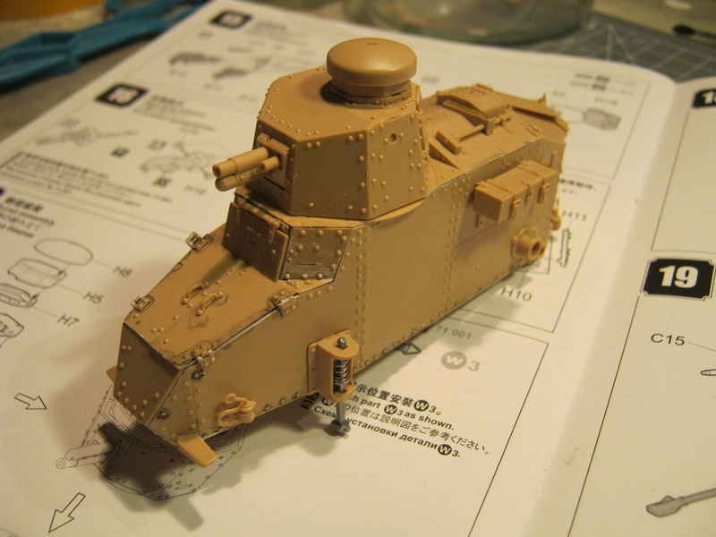 FT-17 Meng 1/35 - Page 3 Img_5762