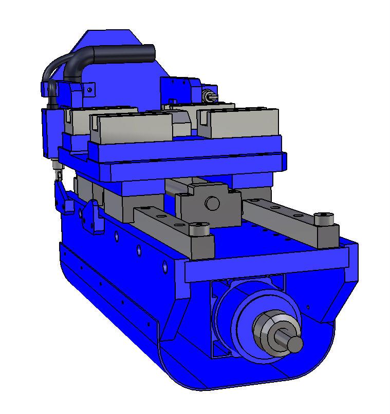 BIG CNC à  portique mobile de CARLOS - Page 2 Ensemb14