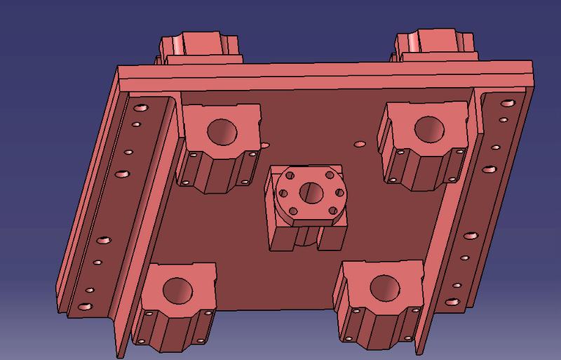 CNC 4 axes de CARLOS Platea10