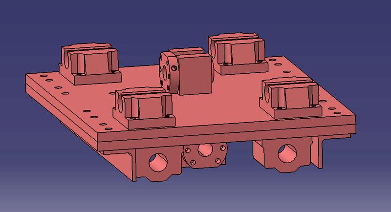 CNC 4 axes de CARLOS Platea11