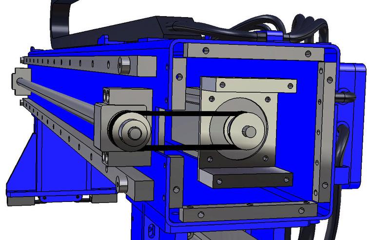 BIG CNC à  portique mobile de CARLOS - Page 2 Portiq40