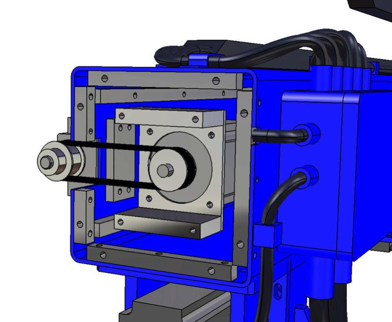 BIG CNC à  portique mobile de CARLOS - Page 2 Portiq42