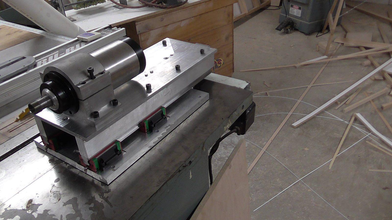 BIG CNC à  portique mobile de CARLOS - Page 2 S1850011
