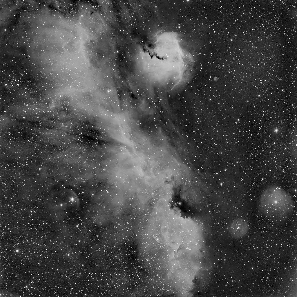 IC 2177 en Ha Ic217710