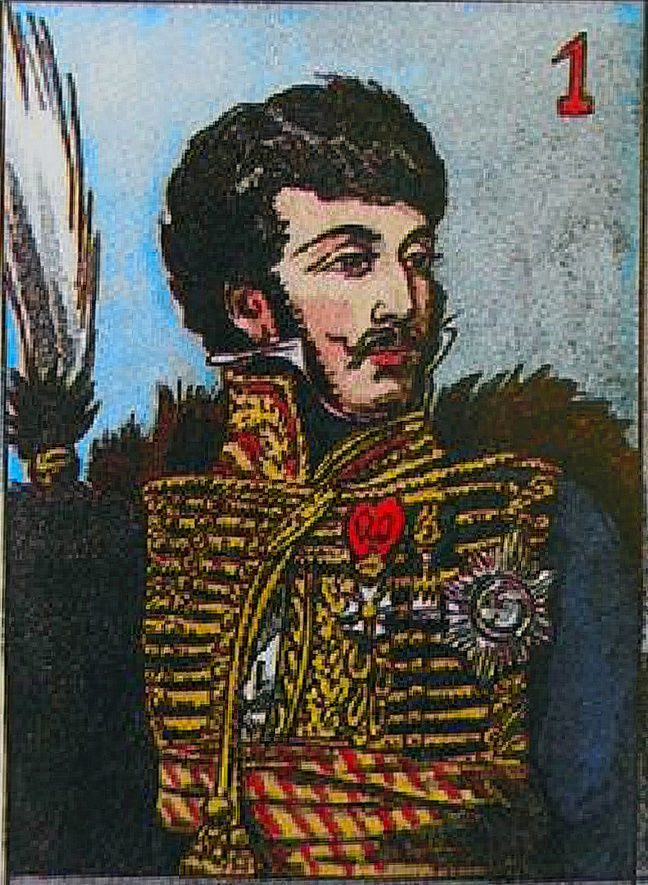 Général de division de cavalerie légère Jean Pierre Joseph Bruguière le baron Bruyère Gynyra13