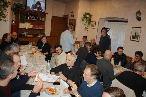 Pizzzata natalizia ambrosiana con gli amici del forum SCLS 6glboj10