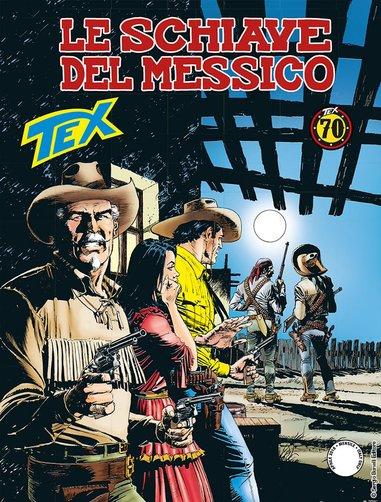 Le schiave del Messico (690) Tex69010