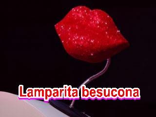 """RETO GRATIS: """"LAMPARITA BESUCONA"""". Detalles, inscripcion y presentacion de la tarea  310"""