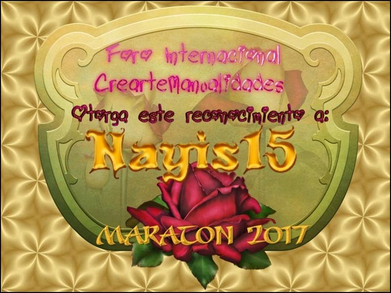 Cerro la Maraton 2017 Nayis10