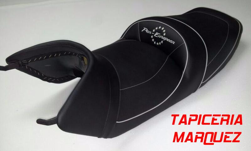 Marquez tapiceria de la moto Marque10