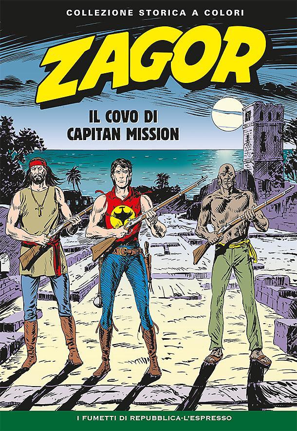 Collezione Storica a Colori Zagor (Ristampa) - Pagina 19 15083410